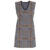 Paul Smith Dresses - Knitted Prince Of Wales Check Dress