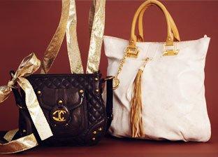 Charles Jordan & Just Cavalli Handbags