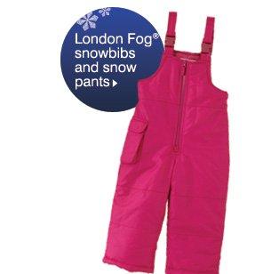 London Fog® snowbibs and snow pants. Shop now.