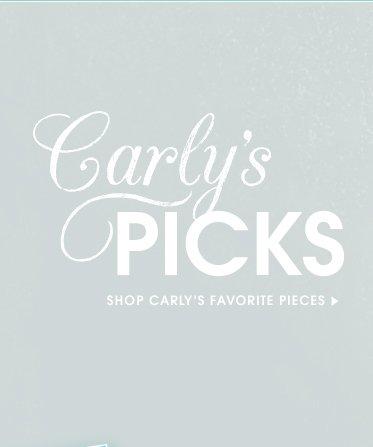 Shop Carlys Picks