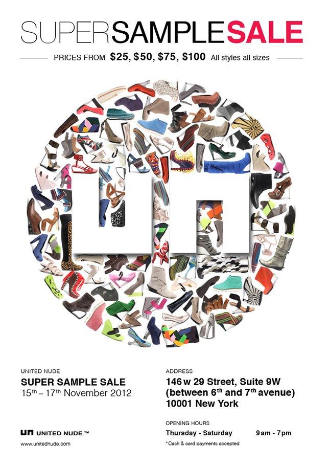 NYC | Super Sample Sale