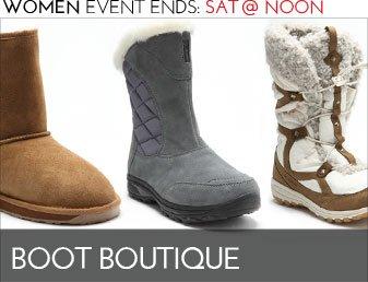BOOT BOUTIQUE - Women