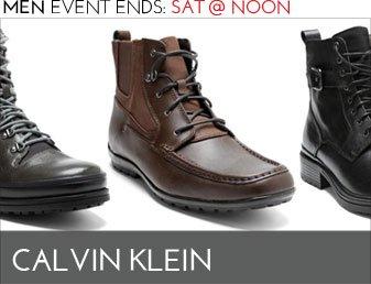 CALVIN KLEIN -  Men's Boots