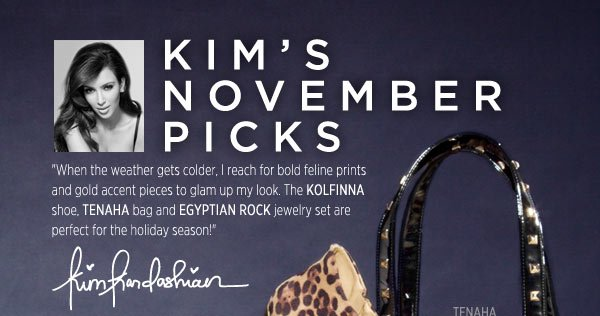 My Favorite Picks for November Are Glam & Gold - Shop Now