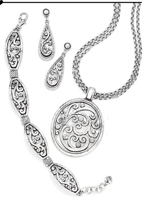 Mantilla jewelry