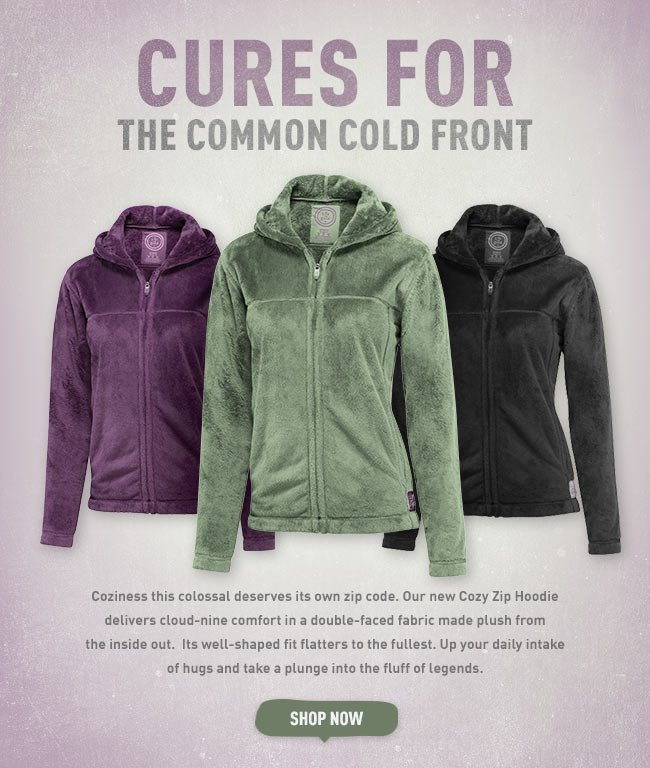 Cures For The Common Cold Front - Shop Life is good Hoodies