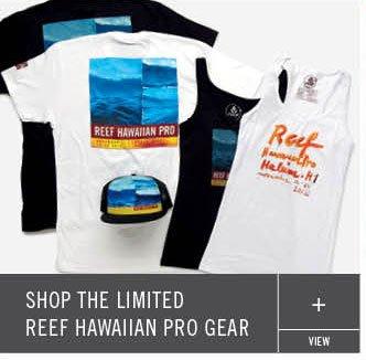 Shop The Limited Reef Hawaiian Pro Gear