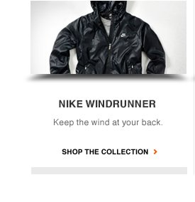 NIKE WINDRUNNER | Keep the wind at your back. | SHOP THE COLLECTION