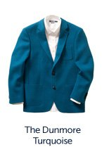 The Dunmore - Turquoise