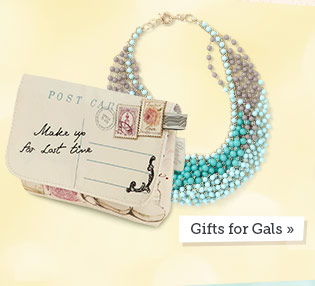 Shop Gifts For Gals