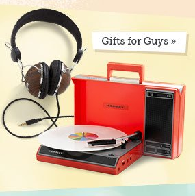 Shop Gifts For Guys