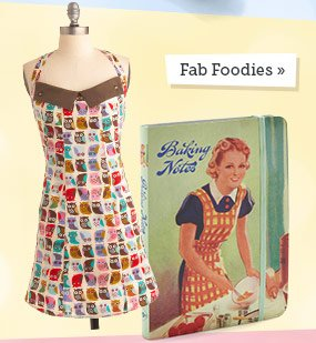 Shop For Fab Foodies