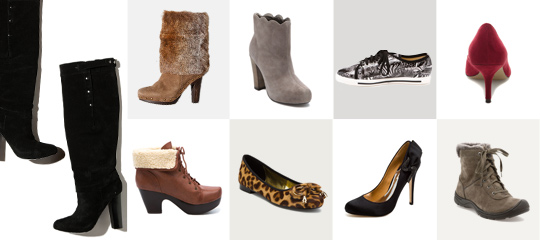 The Shoe Rush: Styles to Snap Up in a Hurry