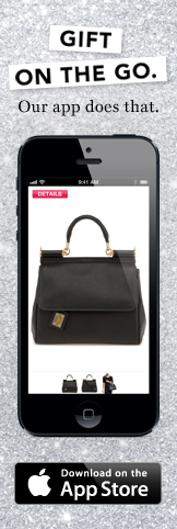 Gift on the Go. Download the App.