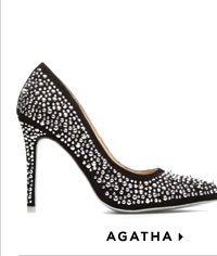 Shop Agatha