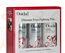 Climate Control Frizz Fighting Trio
