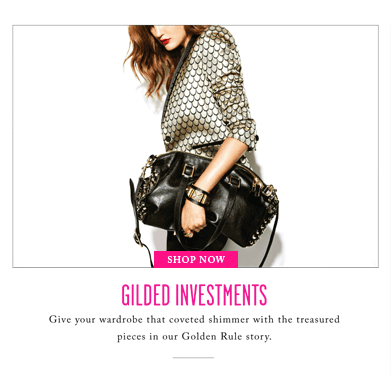 GILDED INVESTMENTS - SHOP NOW