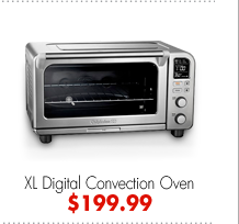 XL Digital Convection Oven $199.99
