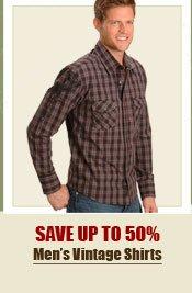 Men's Vintage Shirts