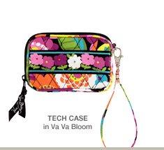 Tech Case in Va Va Bloom