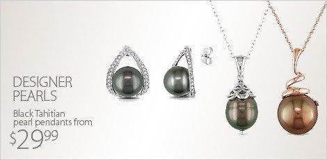 Designer Pearls