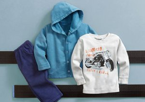 Mix and Match Separates for Baby