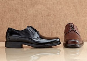 We Mean Business: Dress Shoes
