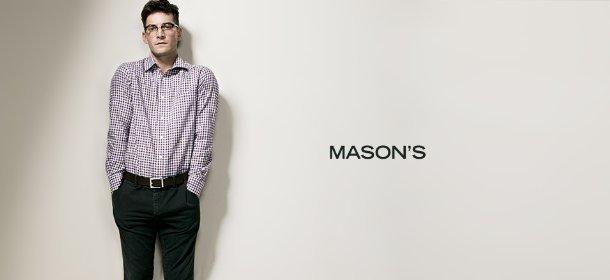 MASON'S, Event Ends November 13, 9:00 AM PT >