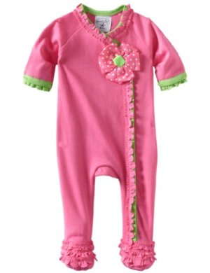 Baby Girls' Sleepwear