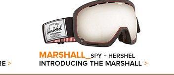 SPY + Hershel Supply Marshall