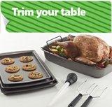 trim your table- appliances