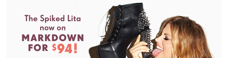Spike Platform Boot now on Markdown