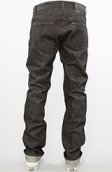 <b>Naked & Famous</b><br />The Weird Guy Jeans in Black Selvedge