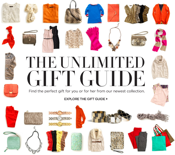 EXPLORE THE GIFT GUIDE »