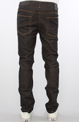 <b>Obey</b><br />The Juvee Modern Jean in Raw Indigo