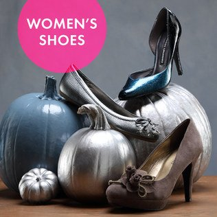 Women's Shoes Blow-Out Sale