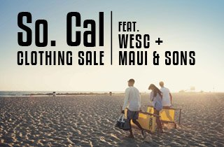 So Cal Clothing Sale