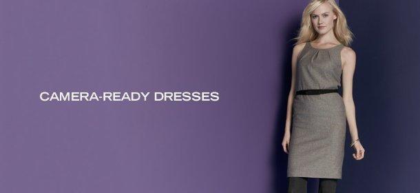 CAMERA-READY DRESSES
