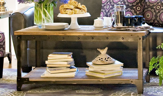 At Home with Angelo: Bedding & Furniture - Visit Event