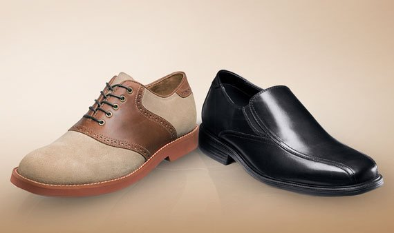 Day to Night: Men's Footwear- Visit Event