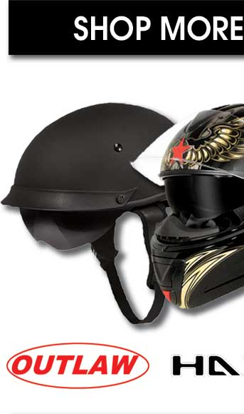 Shop More Helmets