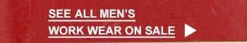 All Men's Work Wear on Sale