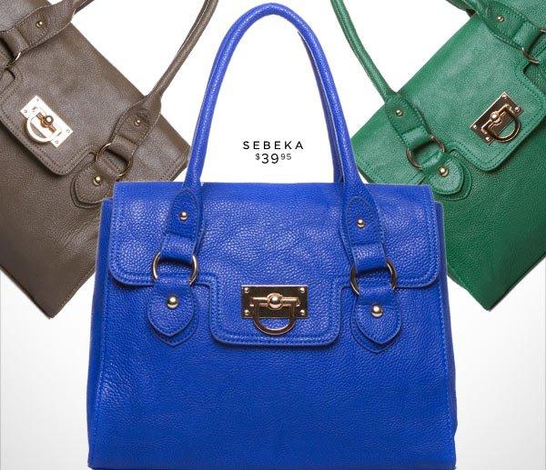 Pick Up the Handbags of the Season - Shop New Bags