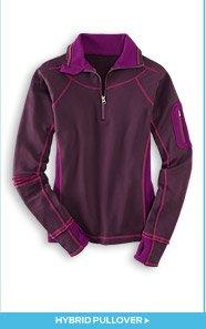 Hybrid Pullover >