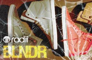 Radii's BLNDR