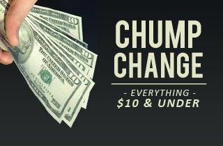 Chump Change Sale