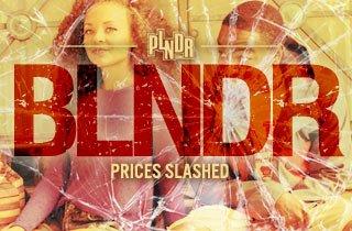 BLNDR Sale: Prices Slashed