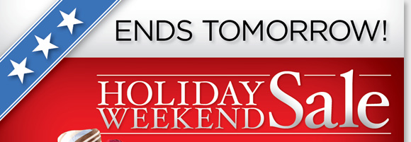 Holiday Weekend Sale ends tomorrow! Shop now to find new markdowns on a huge selection of boots and shoes from UGG® Australia, Dansko, Zealand and more, plus save an extra 25% on ALL MBT styles! Enjoy a FREE Polar Fleece Blanket (a $40 value) with any purchase of $150 of more!* Shop now at The Walking Company.