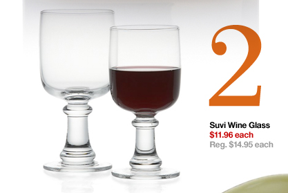 2 Suvi Wine Glass