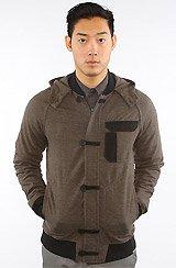 The Jaxson Jacket in Dark Gray